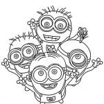 ausmalbilder Minions (7)