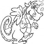 Ausmalbilder Dragons 1