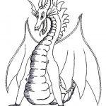 Ausmalbilder Dragons 4