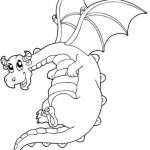 Ausmalbilder Dragons 5