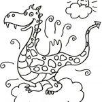 Ausmalbilder Dragons 14