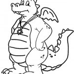 Ausmalbilder Dragons 15