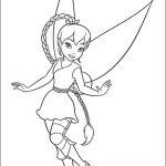 Ausmalbilder Tinkerbell 1