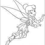 Ausmalbilder Tinkerbell 7