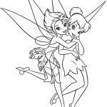 Ausmalbilder Tinkerbell 10