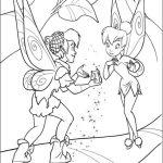Ausmalbilder Tinkerbell 11