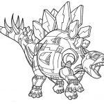 Recyco Dinotrus ausmalbilder 6