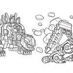 Ausmalbilder Dinotrux, Bild 12