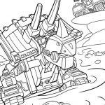 Ausmalbilder Dinotrux, Bild 14
