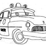 Ausmalbilder Cars. Bild 11