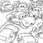 Ausmalbilder Cars. Bild 13