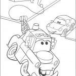 Ausmalbilder Cars. Bild 8